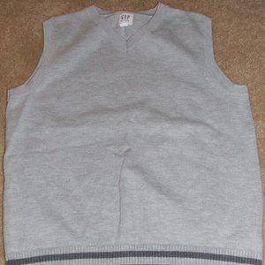 Boys' Gap Kids Sweater Vest, Size XL